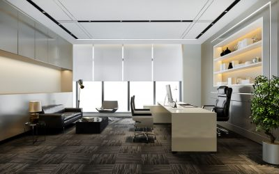 5 Reasons to Paint or Repaint Your Office